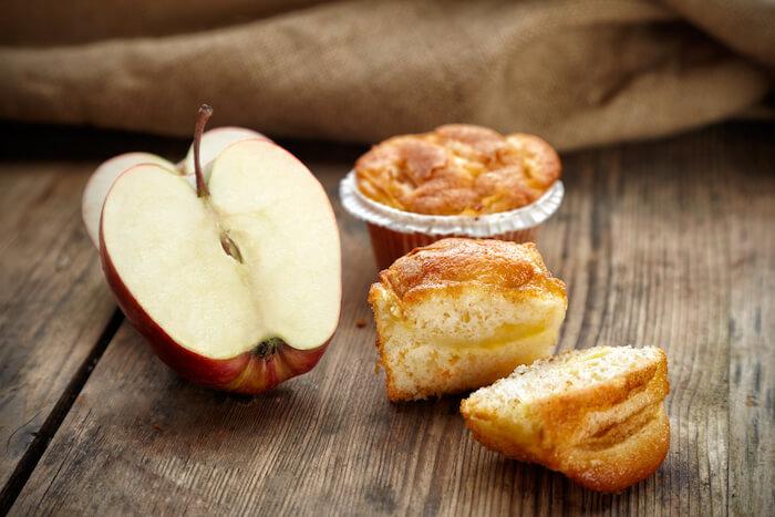 Carmelina – Tortina di mele