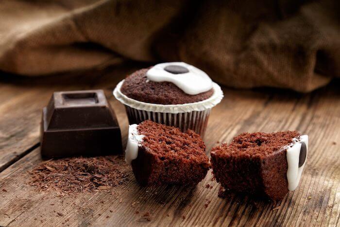 Isolotto – Tortina al cacao